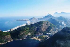 Interlude: The City of Samba Tilt-shift video