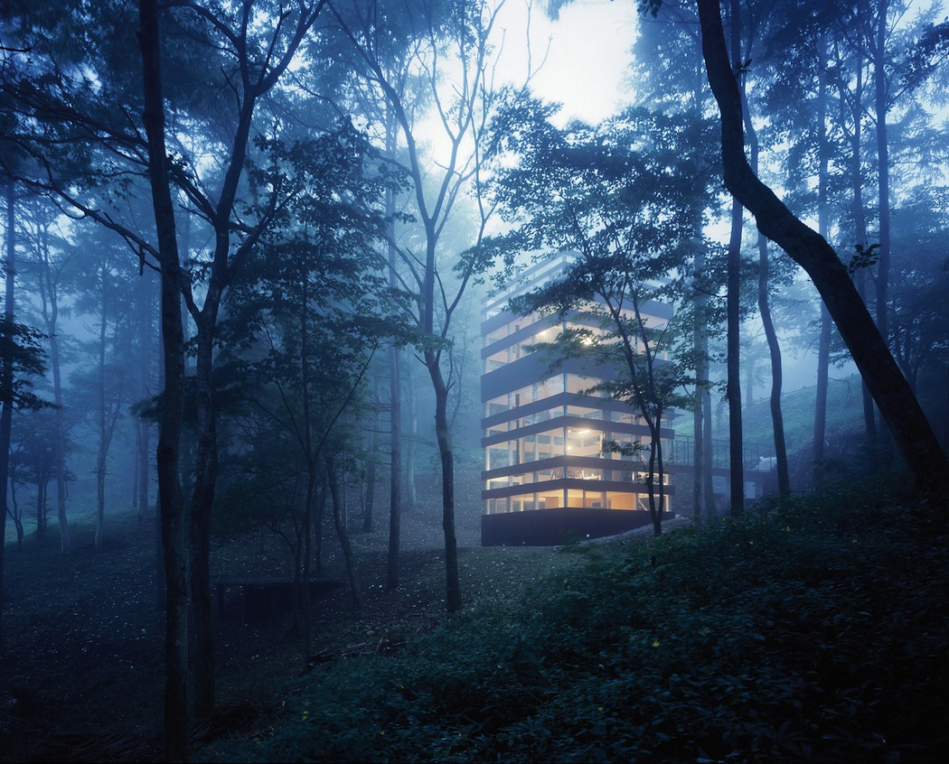 Magnificent Houses #4: Ring House, Karuizawa Japan